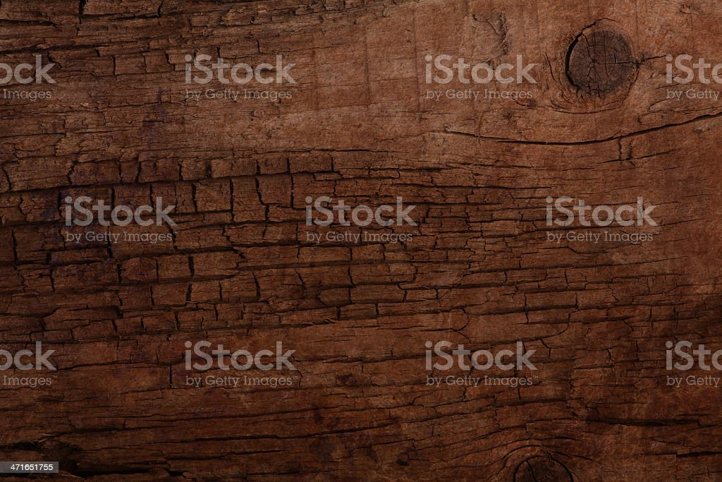 old cracked wooden surface royalty-free stock photo