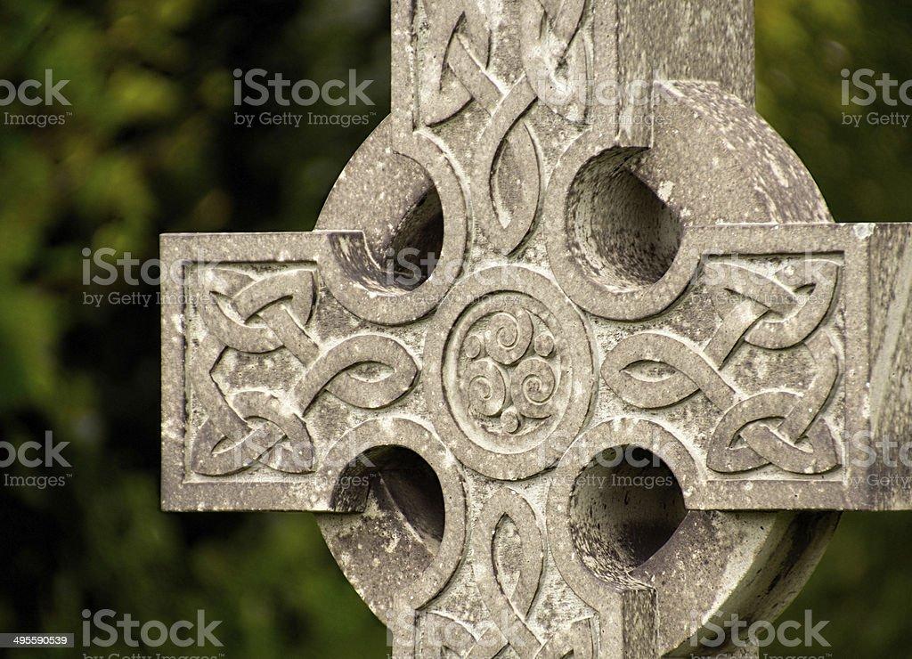 Old Cross stock photo