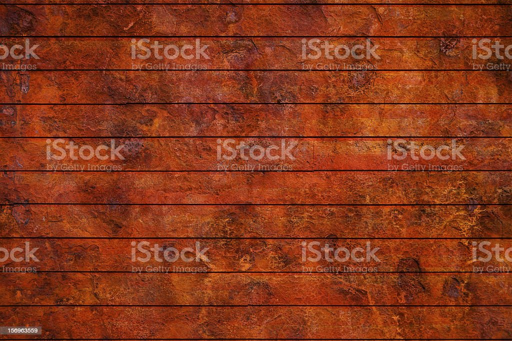 Old damaged boards royalty-free stock photo
