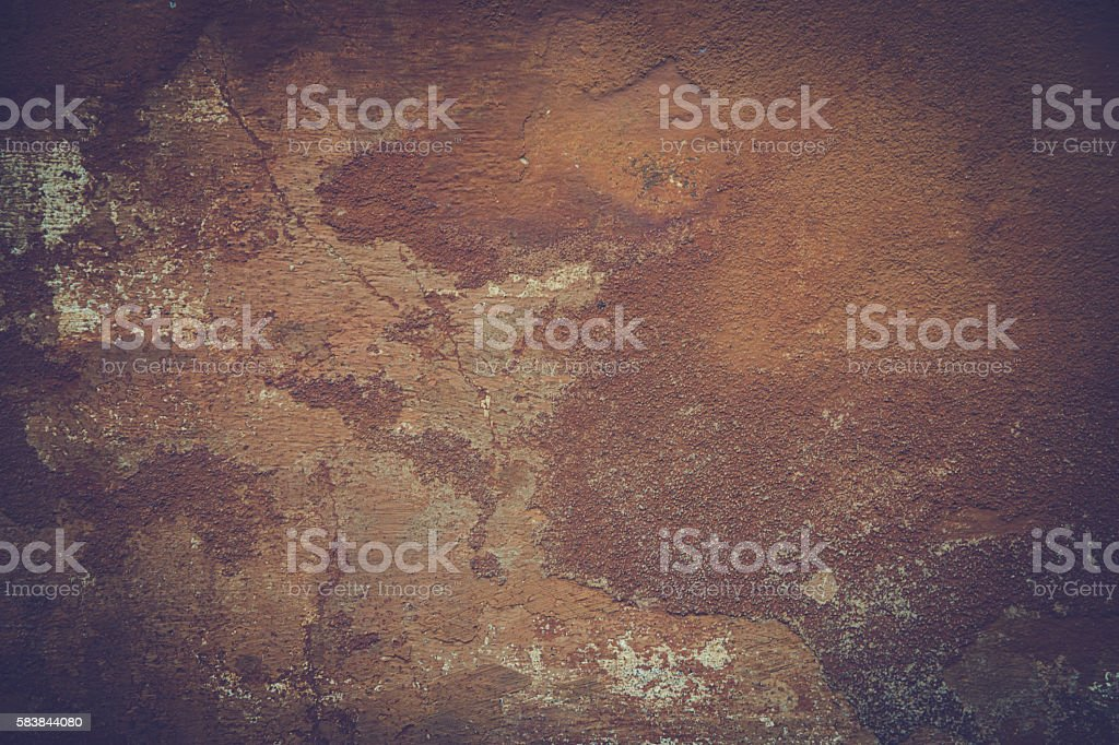 old damaged facade as a vintage background stock photo