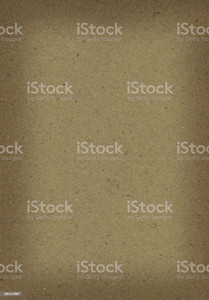Old dark edeged cardboard royalty-free stock photo