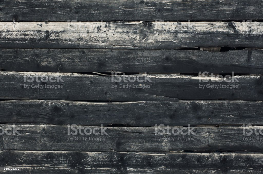 Old Dark Wood Texture stock photo