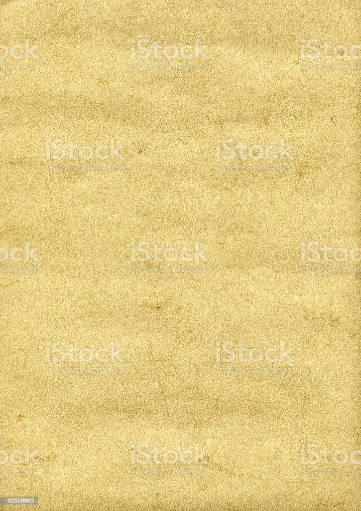 Old designer paper stock photo