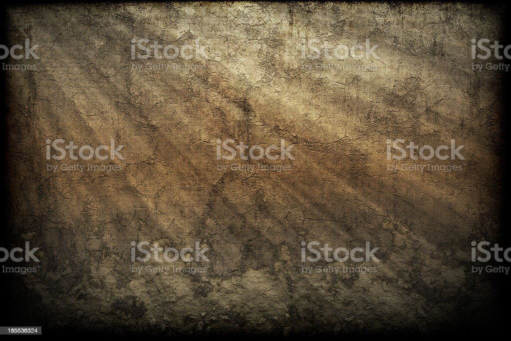 Old destructed wall background royalty-free stock photo