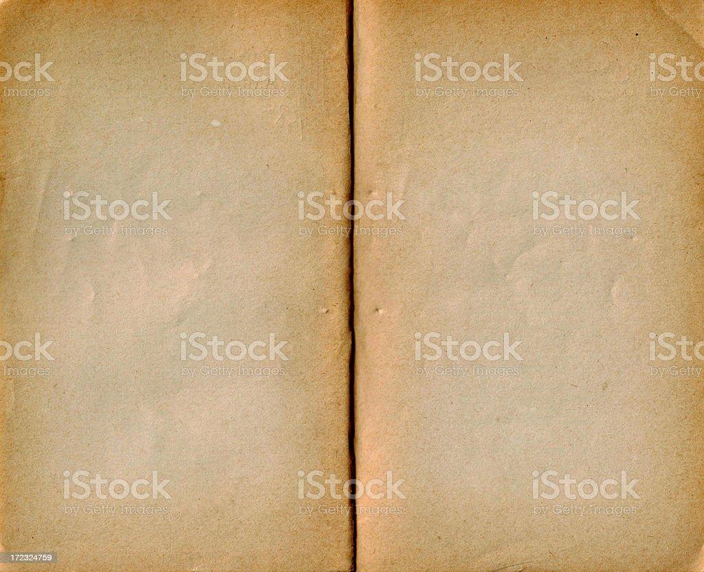 Old diary III royalty-free stock photo