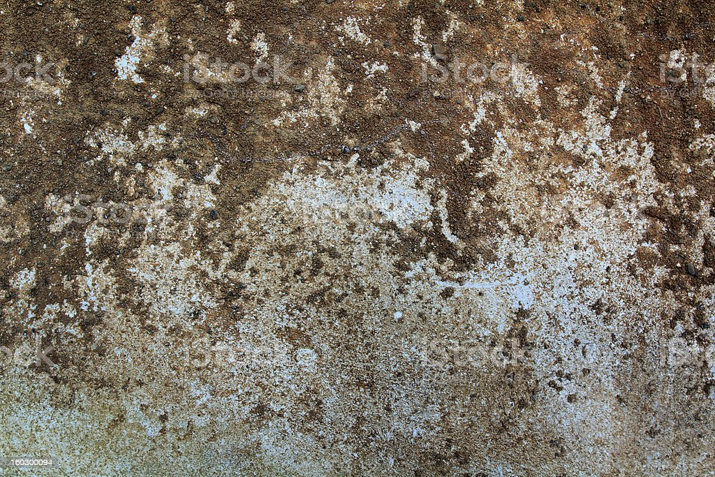 Old dirt wall background royalty-free stock photo