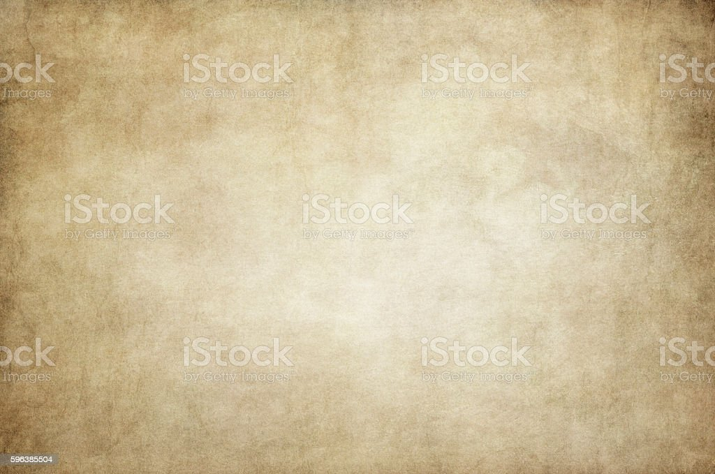 Old dirty paper background or texture. stock photo