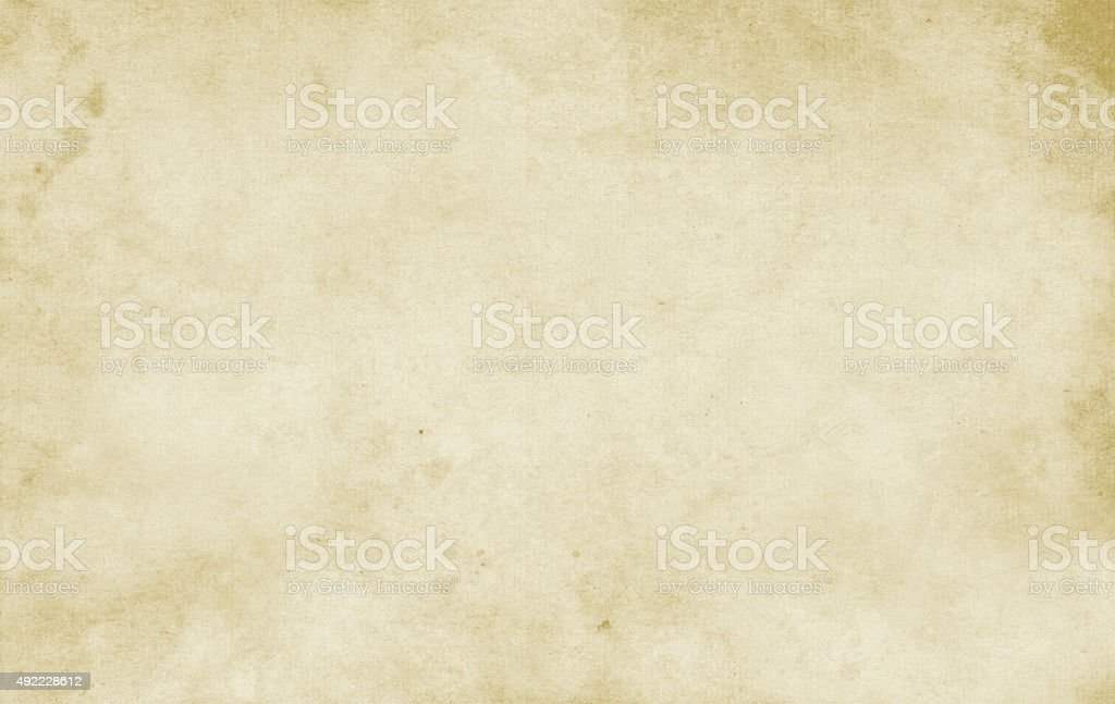 Old dirty paper texture. stock photo