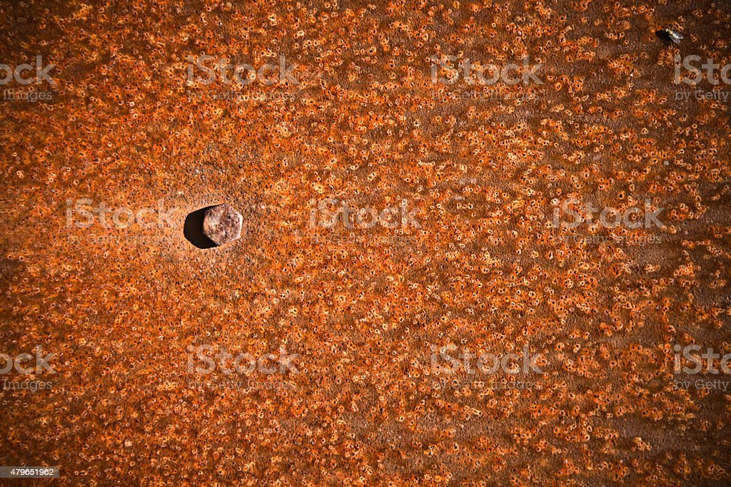 Old dirty rusty surface stock photo
