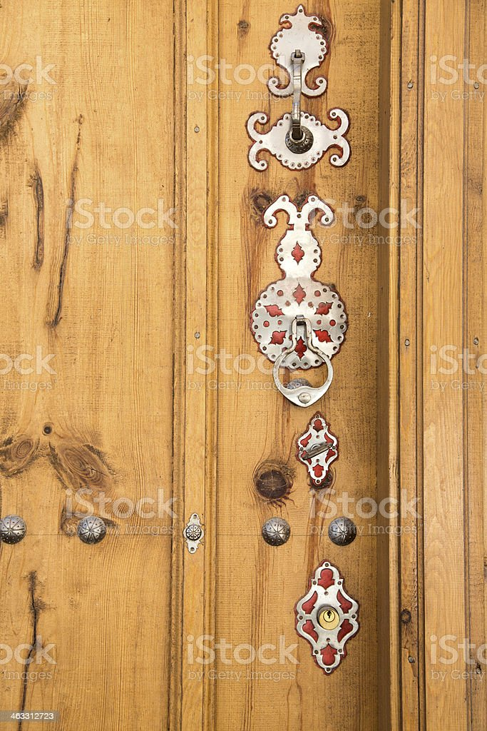 old doorknob royalty-free stock photo