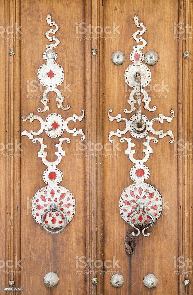 old doorknob royalty-free stock photo