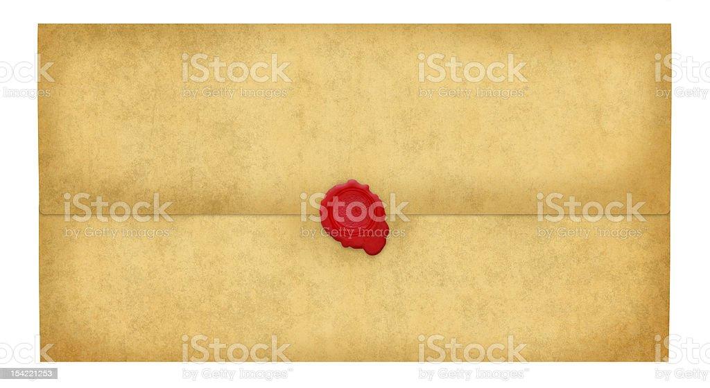 旧封筒 ロイヤリティフリーストックフォト