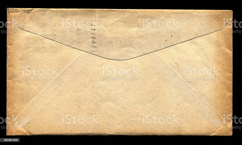 Old Envelope (XXL) stock photo