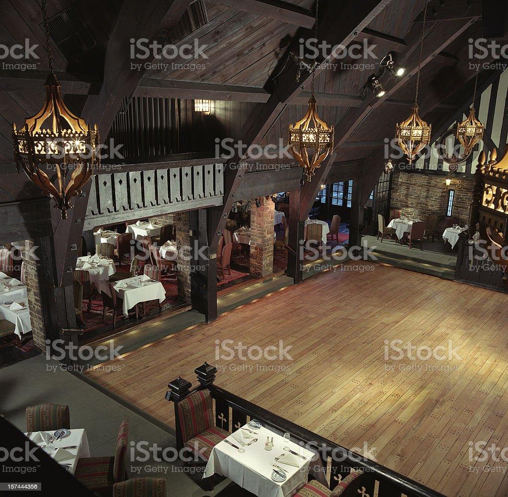 Old establishment royalty-free stock photo