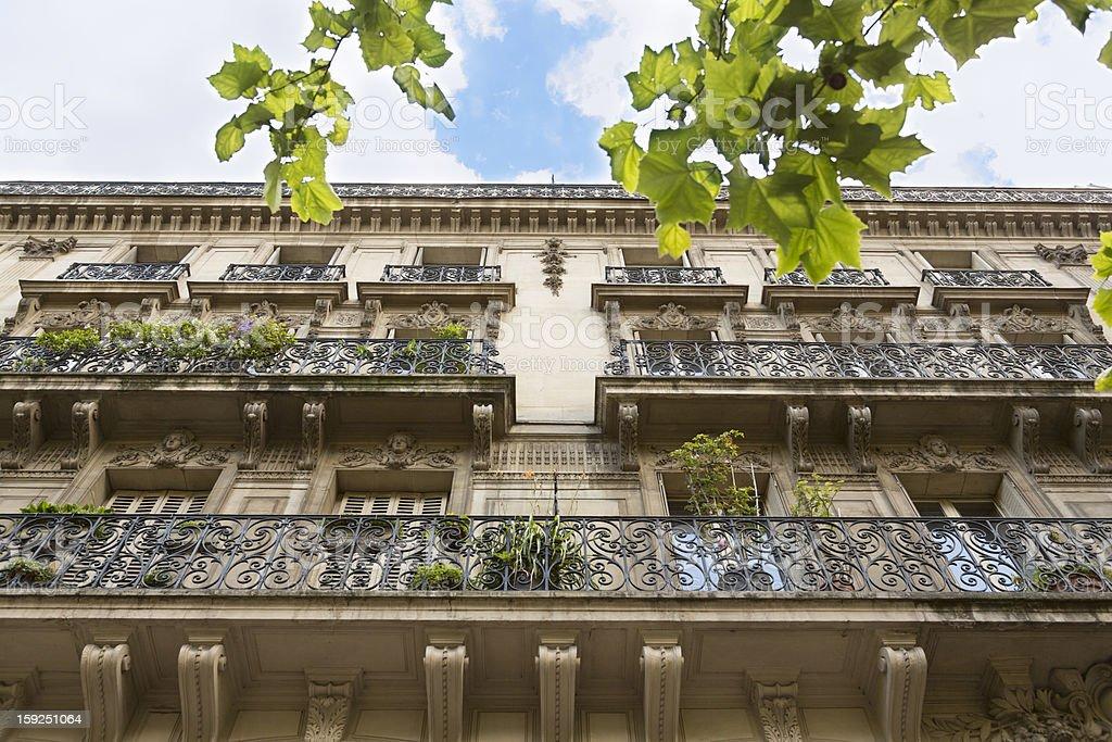 Old Façade royalty-free stock photo