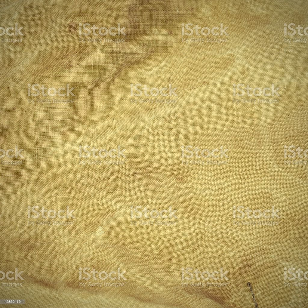 Old Faded Military Army Style Camouflage Square Background stock photo