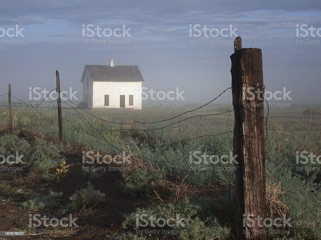 Old farm royalty-free stock photo