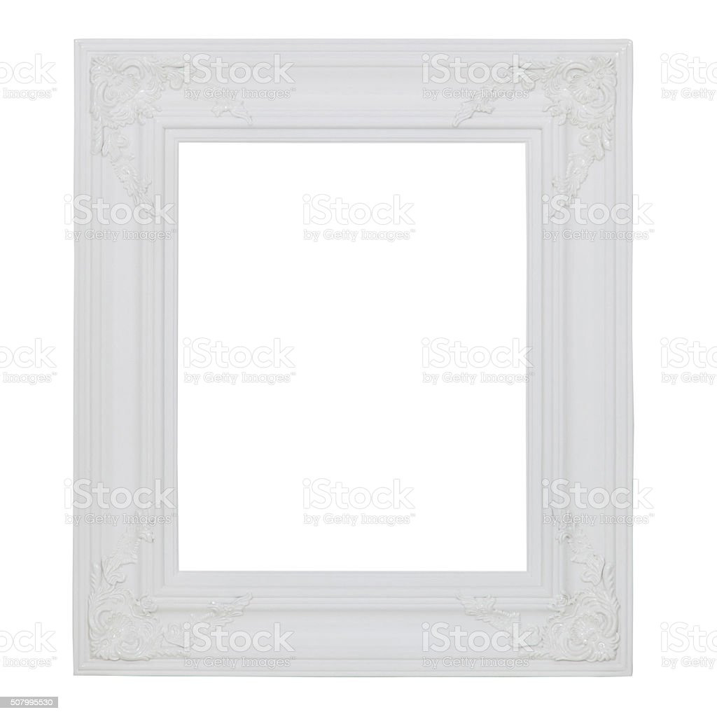 Old fashion Mirror stock photo