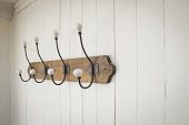 Old Fashioned Coat Rack