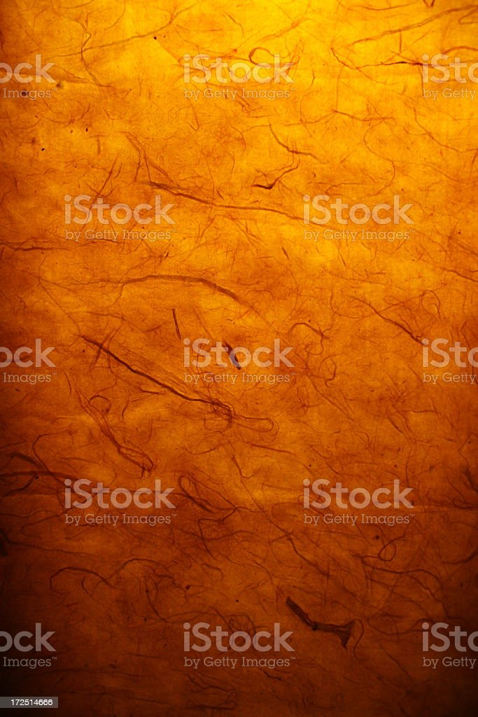 Old fibre paper royalty-free stock photo