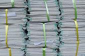 Old files stacking