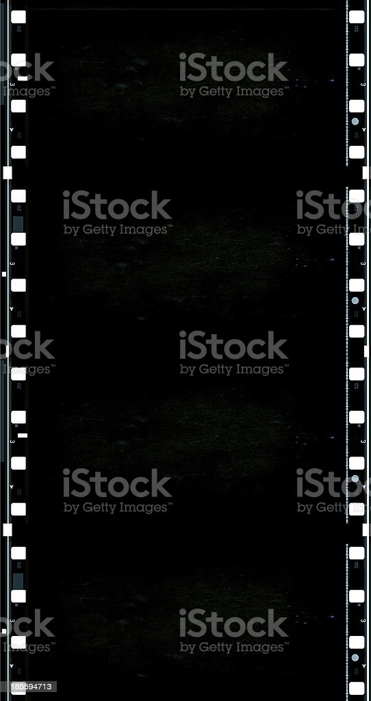 Old Film royalty-free stock photo