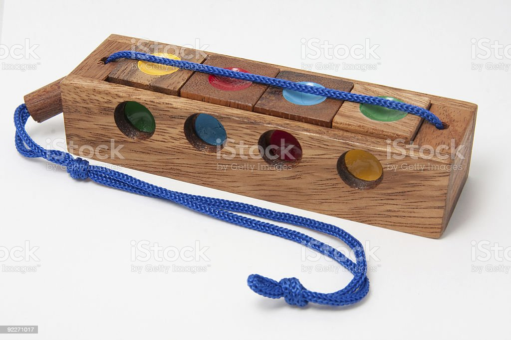 Old game stock photo