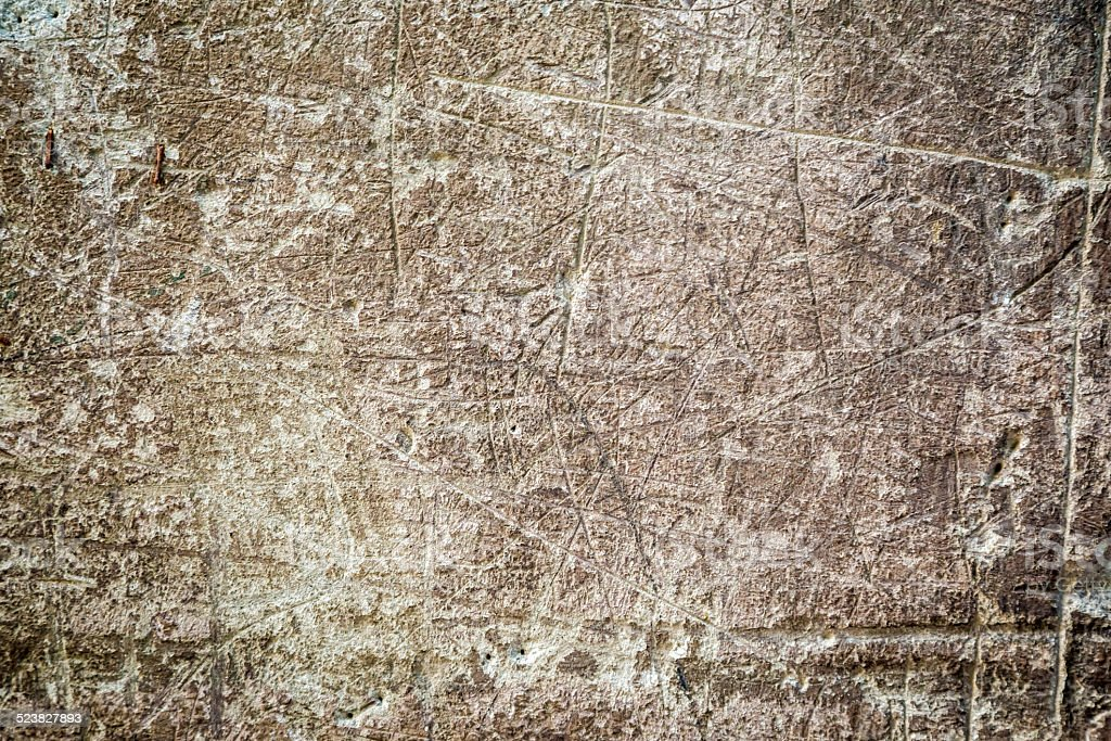 Old gray cracked concrete background stock photo