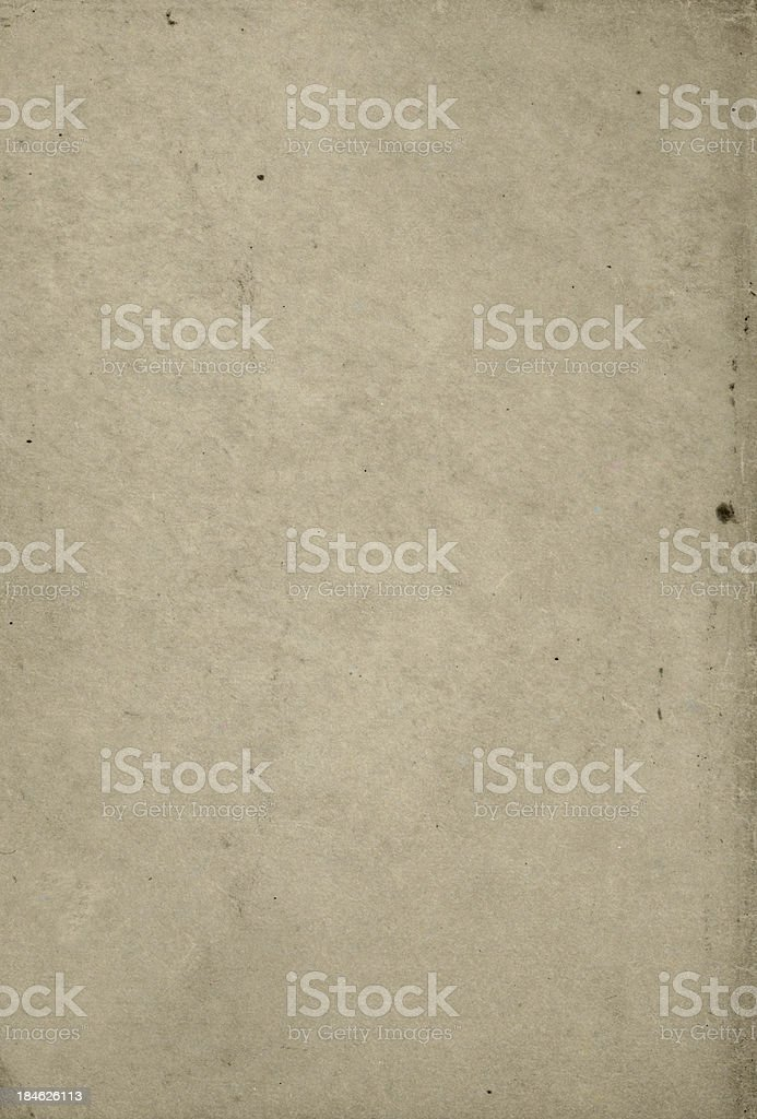 Old grey paper royalty-free stock photo