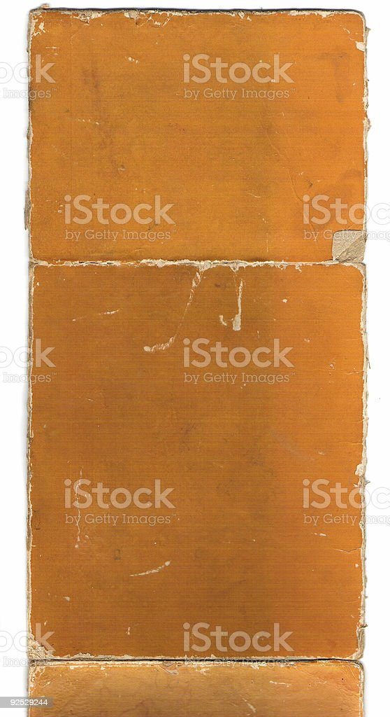 old grunge cardboard royalty-free stock photo