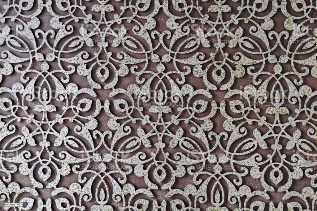 Old grunge metal texture pattern stock photo