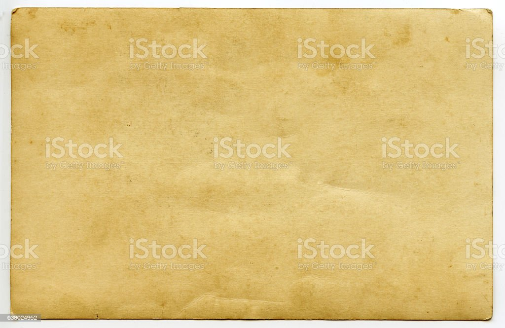 Old grunge paper background stock photo