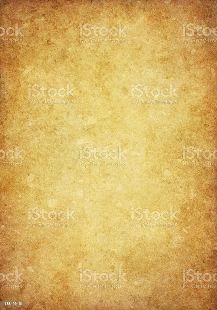 old grunge paper XXXL stock photo