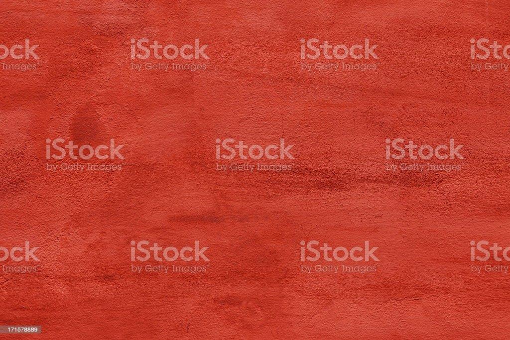 Old grunge reddish wall texture  - XXXL royalty-free stock photo