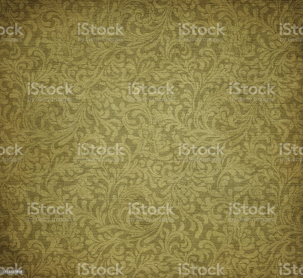 old grunge wallpaper stock photo