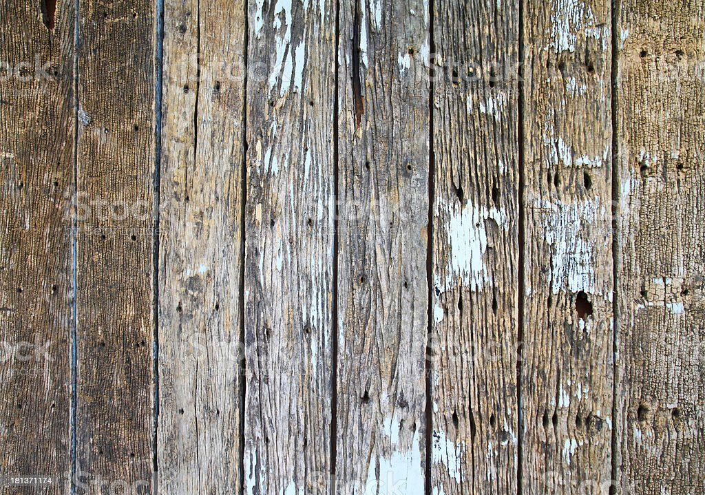 old grunge wood texture royalty-free stock photo