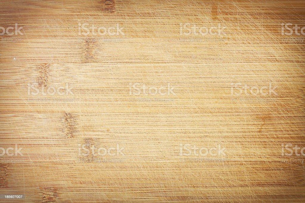 Old grunge wooden cutting kitchen desk board stock photo