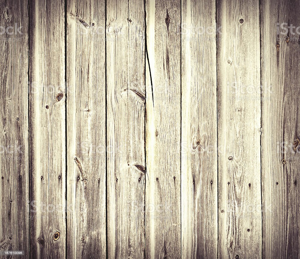 Old grungy wooden wall royalty-free stock photo