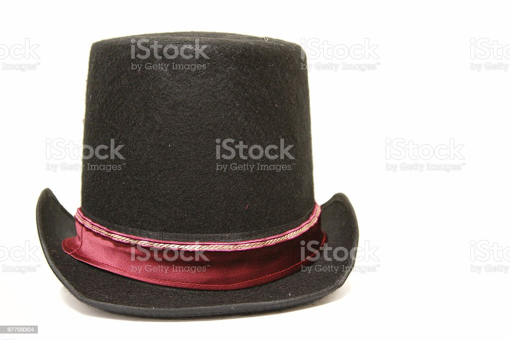 Old hat royalty-free stock photo