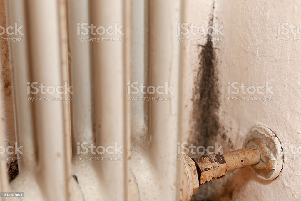 old heating stock photo