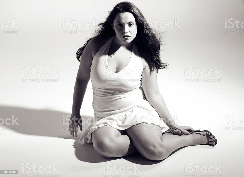 Old hollywood stock photo