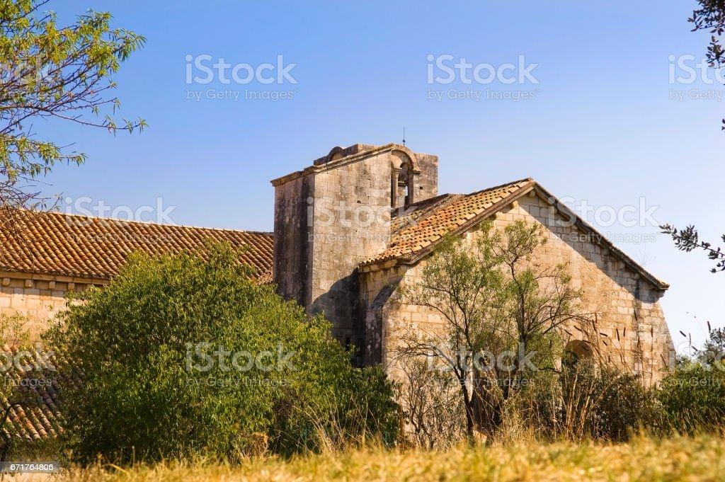 old house, Luberon stock photo