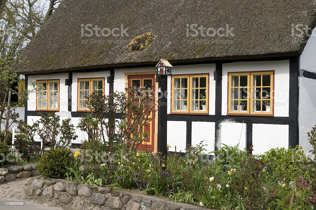 Old House. stock photo