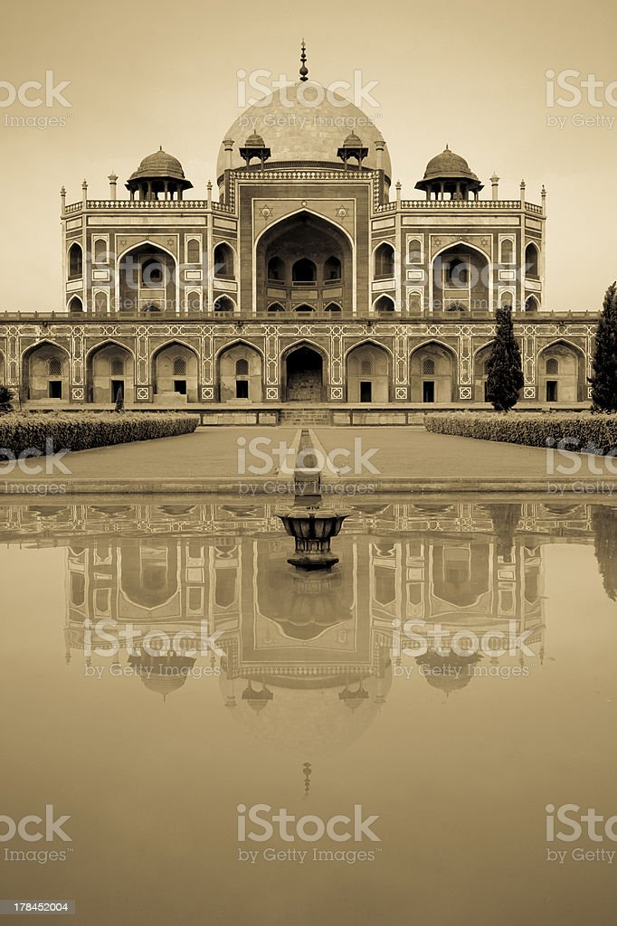Old Indian Palace royalty-free stock photo