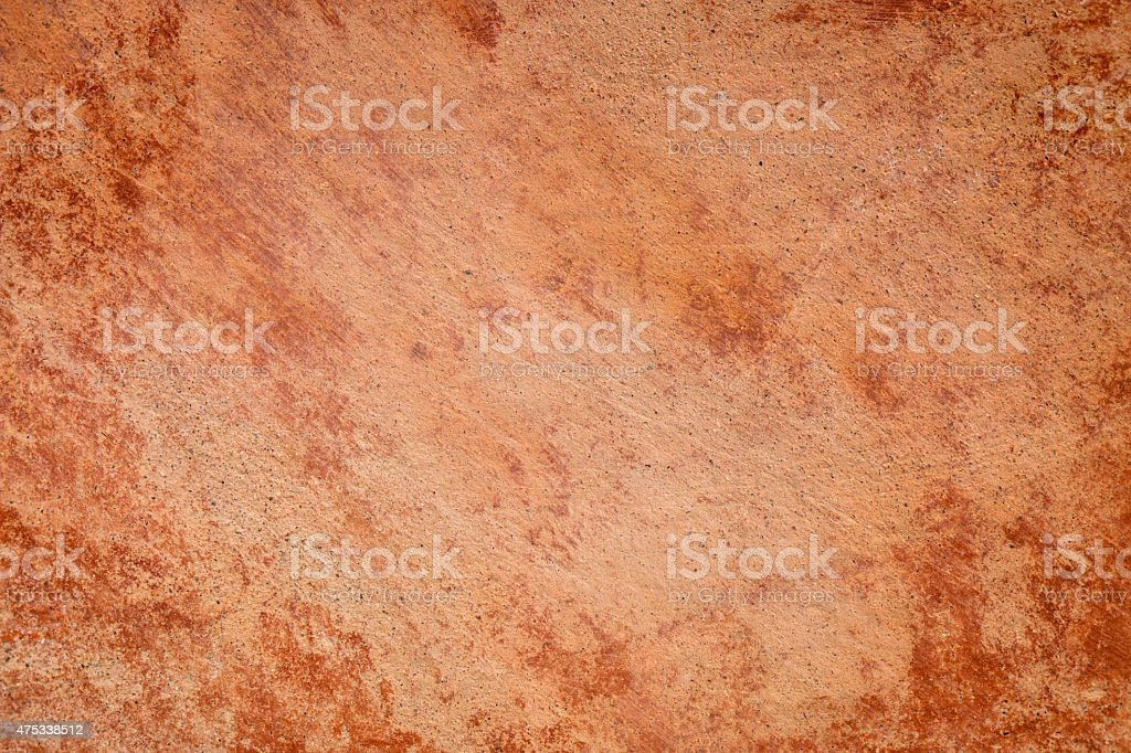old indian pottery texture stock photo