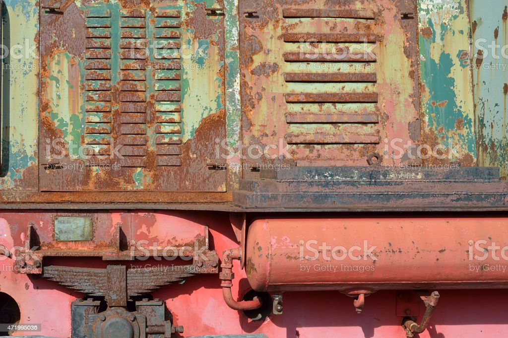 old industrial stock photo