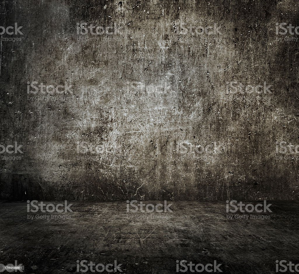 old interior royalty-free stock photo