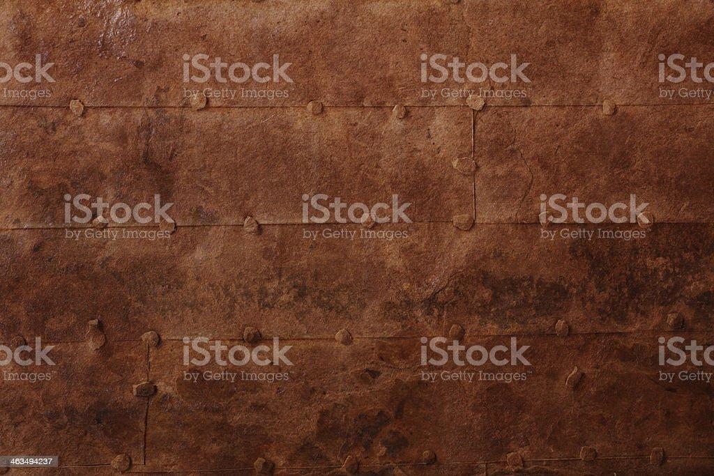 old iron surface stock photo