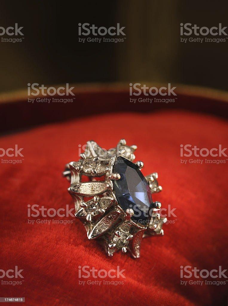 Old Jewel stock photo