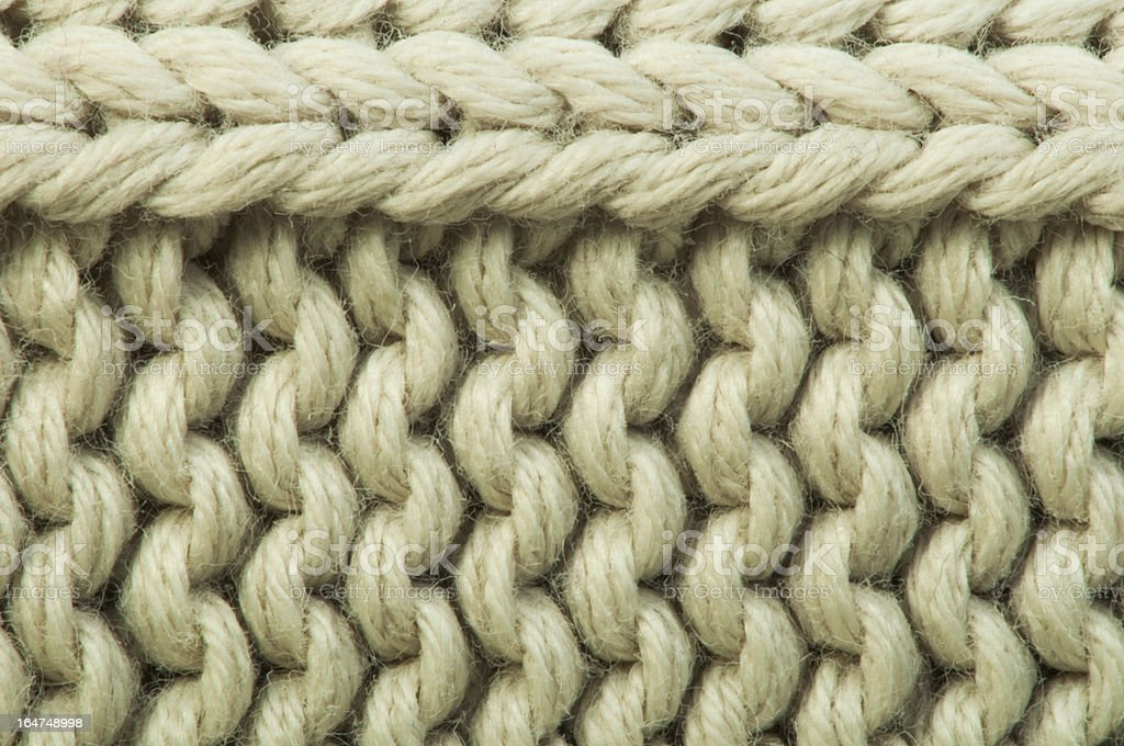 Old knit sweater background royalty-free stock photo